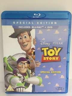 DVD blu-ray ori