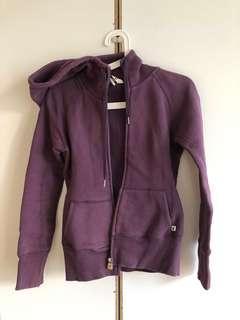 Aritzia TNA zip up hoodie