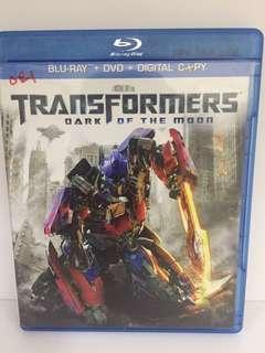 DVD Transformer original