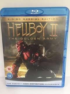 DVD ori  HELLbOy blu-ray disc