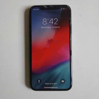 WTS iPhone X 256gb
