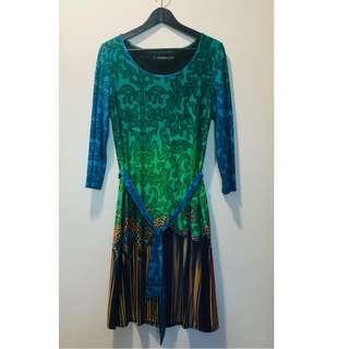 🚚 SPRING CLEARANCE 🌞 JNMNLI Milk Silk Chiffon Dresses Slim Waist