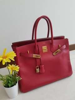 ae73c16a42 Authentic Hermes Birkin 35