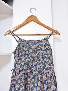 Mossimo floral vintage inspired dress