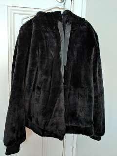 Soft Teddy Coat Jacket