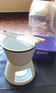 Cadbury Party Fondue Set