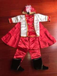 Prince Costume