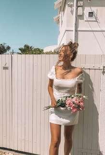 DGF - white dress