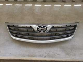 Camry front grill