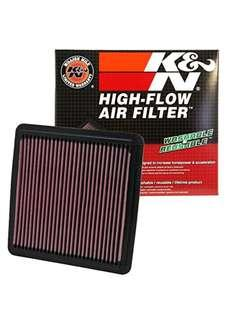K&N Air Filter Subaru