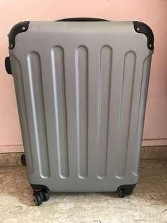 "BAOLUO 24"" Silver Luggage (2019)"