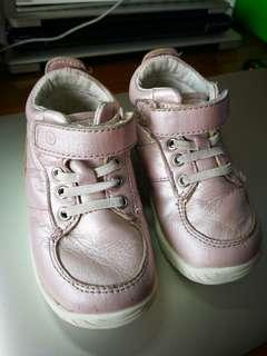 Stride Rite Bailey Pink Rubber Shoes