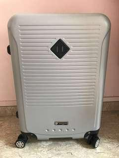"Pierre Cardin 24"" Silver Luggage (2019)"