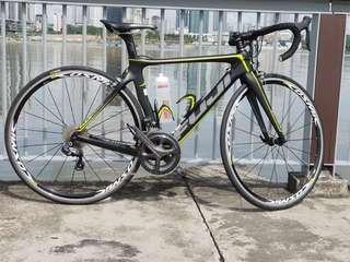 Fuji Transonic 2.7 upgraded Di2