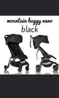 🚚 Mountain buggy nano V2