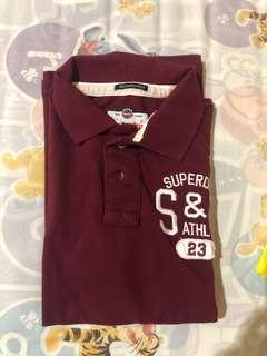 Kaos polo superdry