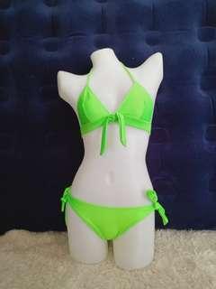 Neon Green BNeW Bikini