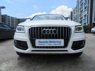 Audi Q5 2.0 TDI quattro tiptronic Manual