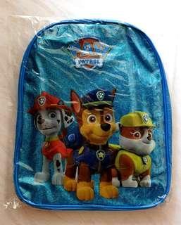 🚚 Paw Patrol Backpack