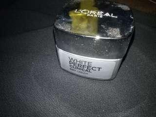 Loreal White Perfect Clinical Day Cream