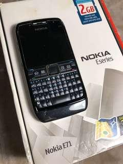 NOKIA E71 Classic Mobile Phone