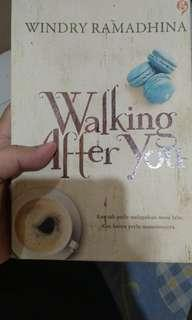 Novel Walking After You
