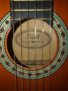 Acoustic Guitar (Brand :TGM)