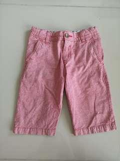 M&S boy's shorts and local brand trousers