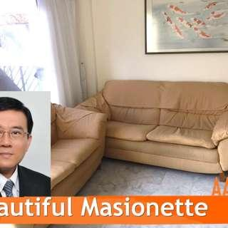 407 Hougang executive maisonette house for rent. 5 mins walk to Hougang mrt.