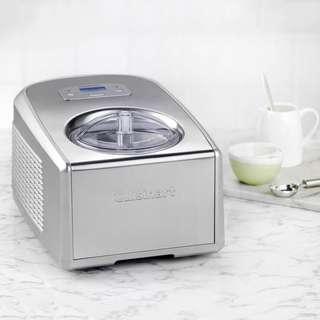 Cuisinart Commercial Quality Ice Cream & Gelato Maker 1.5L