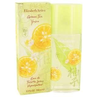 Brand New 100 ml Elizabeth Arden Green Tea Yuzu Eau De Toilette
