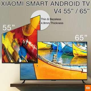 TV 55 65 75 inch