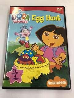 🚚 Dora the explorer dvd (egg hunt)