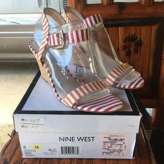 NineWest Kiani Whor wedge millennial shoes