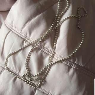 Thomas Sabo ball chain necklace