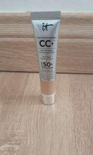 It cosmetics Cc Cream travel size
