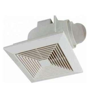 8 INCH Ceiling Type PVC Exhaust Fan Pipe Type
