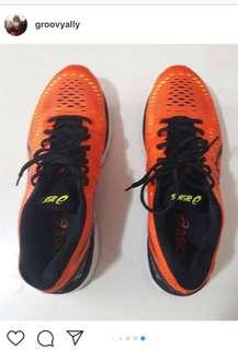 Asics Kayano Gel-23 (used) Size- US8 (Men)