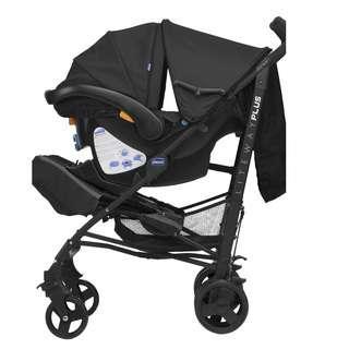 Chicco liteway Plus 2in1 Stroller