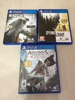 Ps4 PlayStation4 games