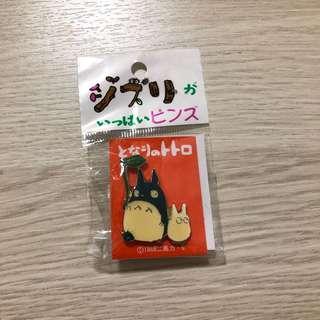 宮崎俊龍貓襟章