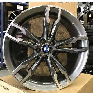 "New Arrival! 19"" BMW G-Series rims"