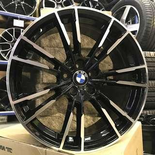 "New Arrival ! 20"" BMW G-Series Rims"