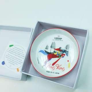 【Paul Lafayet】x Longines Master 2019 porcelain plate