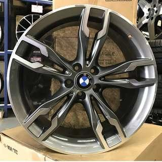 "20"" BMW G Series BMW Staggered Rims"