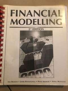 🚚 Financial Modelling 2nd edition