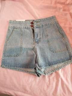🚚 Bnwt high waist shorts