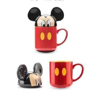 迪士尼可愛立體馬克杯