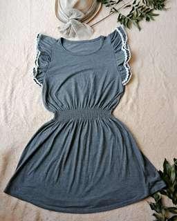 Grey dress import