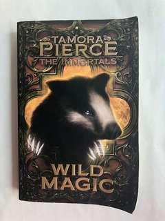 Wild Magic. The Immortals Tamora Pierce